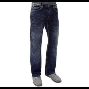 Brady-X straight leg by Buckle W30-L32 NWT